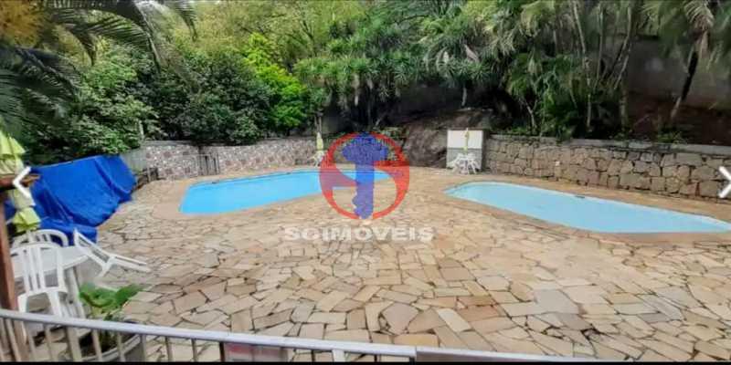 PISCINA - Apartamento 3 quartos à venda Riachuelo, Rio de Janeiro - R$ 255.000 - TJAP30713 - 3