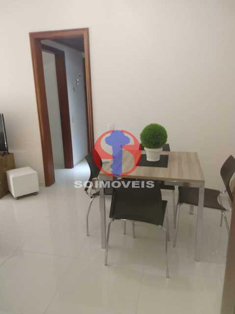 SALA - Apartamento 3 quartos à venda Riachuelo, Rio de Janeiro - R$ 255.000 - TJAP30713 - 7