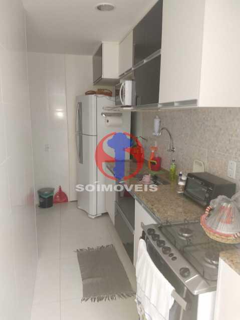 COZINHA - Apartamento 3 quartos à venda Riachuelo, Rio de Janeiro - R$ 255.000 - TJAP30713 - 8