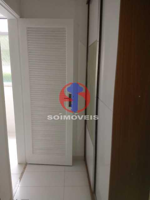 QUARTO - Apartamento 3 quartos à venda Riachuelo, Rio de Janeiro - R$ 255.000 - TJAP30713 - 9