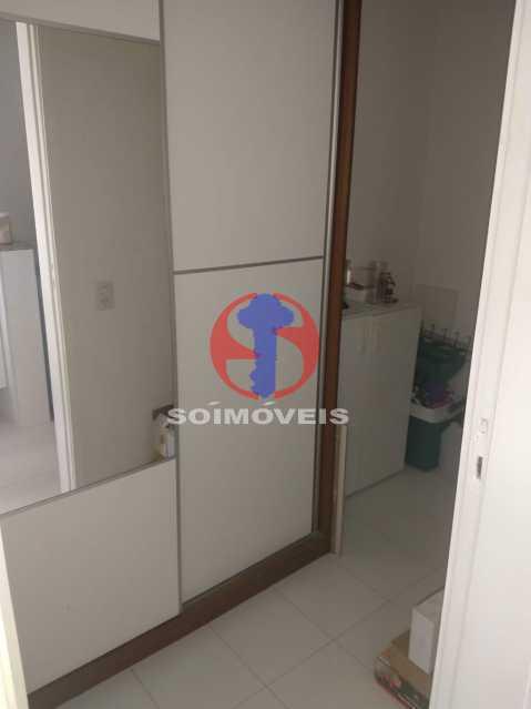 QUARTO - Apartamento 3 quartos à venda Riachuelo, Rio de Janeiro - R$ 255.000 - TJAP30713 - 10