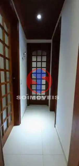 HALL - Apartamento 3 quartos à venda Riachuelo, Rio de Janeiro - R$ 255.000 - TJAP30713 - 12