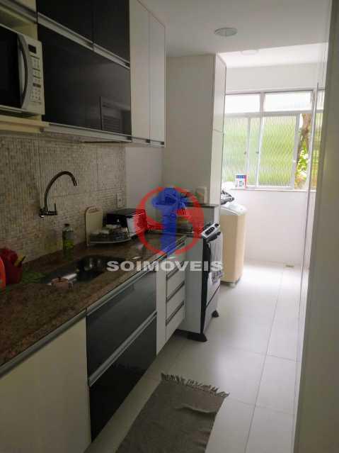 COZINHA - Apartamento 3 quartos à venda Riachuelo, Rio de Janeiro - R$ 255.000 - TJAP30713 - 14