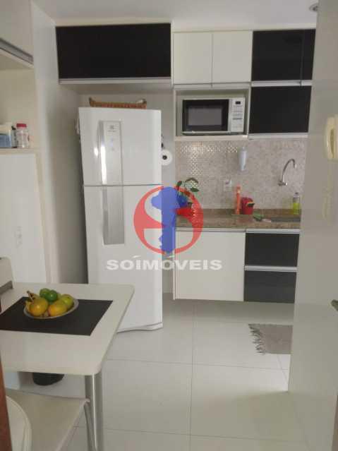COZINHA - Apartamento 3 quartos à venda Riachuelo, Rio de Janeiro - R$ 255.000 - TJAP30713 - 15