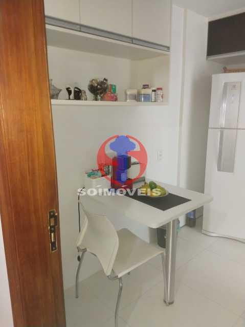 COPA - Apartamento 3 quartos à venda Riachuelo, Rio de Janeiro - R$ 255.000 - TJAP30713 - 16