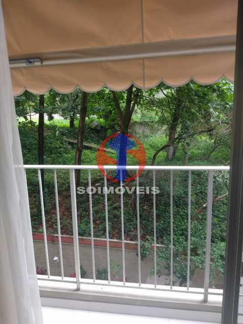 VARANDA - Apartamento 3 quartos à venda Riachuelo, Rio de Janeiro - R$ 255.000 - TJAP30713 - 17