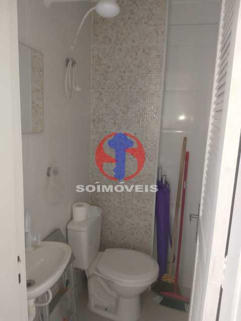 BANHEIRO - Apartamento 3 quartos à venda Riachuelo, Rio de Janeiro - R$ 255.000 - TJAP30713 - 18