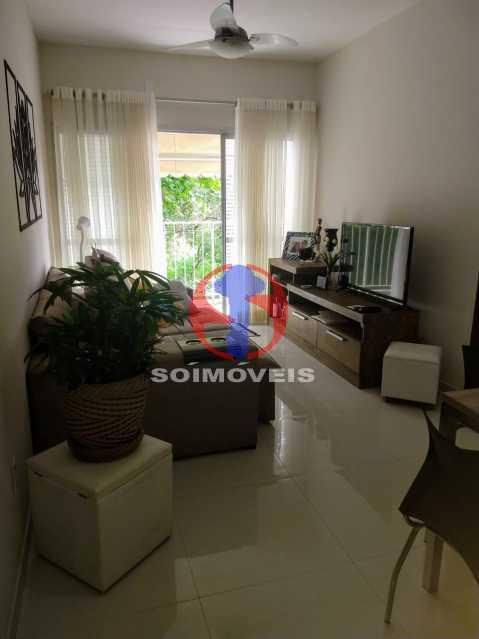 SALA - Apartamento 3 quartos à venda Riachuelo, Rio de Janeiro - R$ 255.000 - TJAP30713 - 19