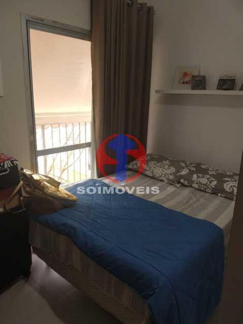 QUARTO - Apartamento 3 quartos à venda Riachuelo, Rio de Janeiro - R$ 255.000 - TJAP30713 - 21