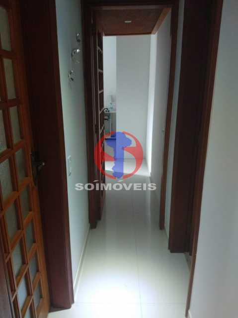 CORREDOR - Apartamento 3 quartos à venda Riachuelo, Rio de Janeiro - R$ 255.000 - TJAP30713 - 22