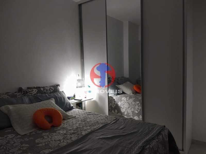 QUARTO - Apartamento 3 quartos à venda Riachuelo, Rio de Janeiro - R$ 255.000 - TJAP30713 - 25