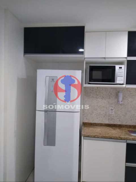 COZINHA - Apartamento 3 quartos à venda Riachuelo, Rio de Janeiro - R$ 255.000 - TJAP30713 - 26