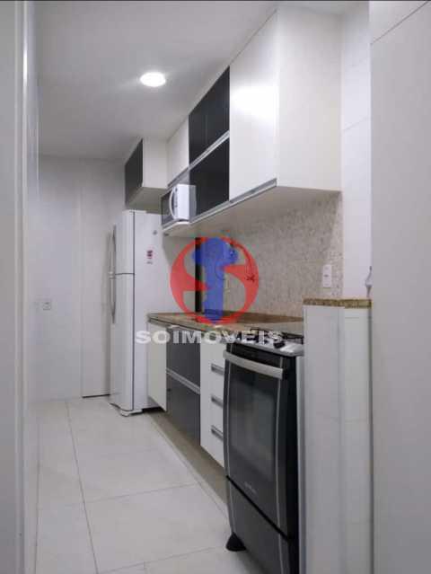 COZINHA - Apartamento 3 quartos à venda Riachuelo, Rio de Janeiro - R$ 255.000 - TJAP30713 - 27