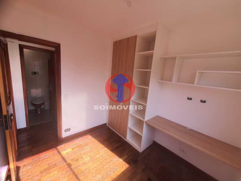 QUARTO 2 - Apartamento 2 quartos à venda Cachambi, Rio de Janeiro - R$ 255.000 - TJAP21479 - 10