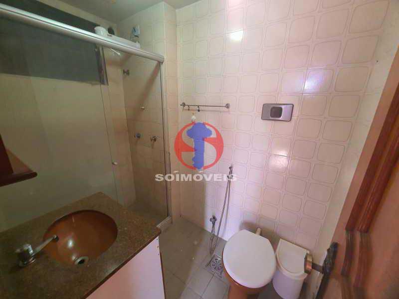 BANHEIRO SOCIAL - Apartamento 2 quartos à venda Cachambi, Rio de Janeiro - R$ 255.000 - TJAP21479 - 11
