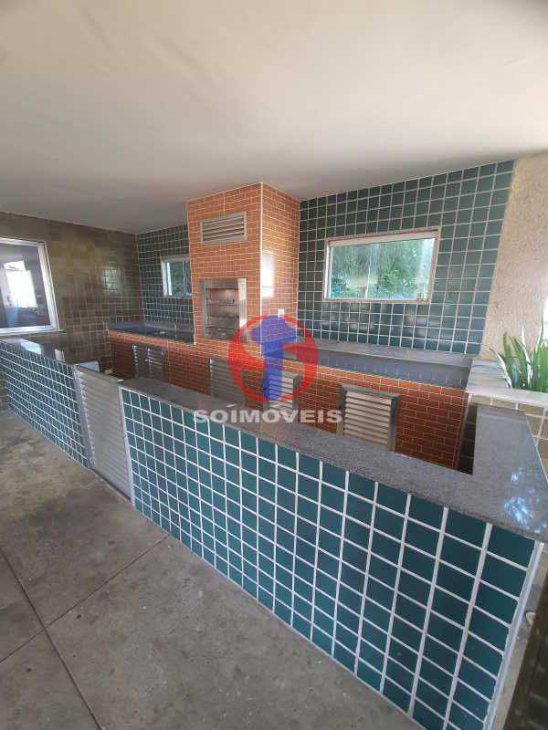 CHURRASQUEIRA - Apartamento 2 quartos à venda Cachambi, Rio de Janeiro - R$ 255.000 - TJAP21479 - 14