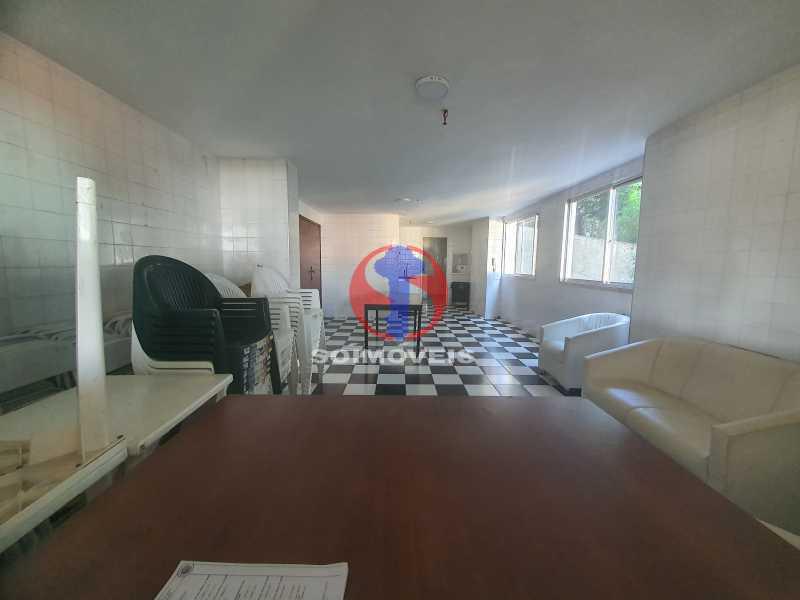 SALÃO DE FESTA - Apartamento 2 quartos à venda Cachambi, Rio de Janeiro - R$ 255.000 - TJAP21479 - 15