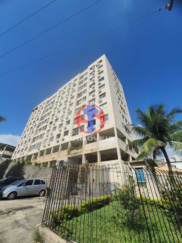 FACHADA - Apartamento 2 quartos à venda Cachambi, Rio de Janeiro - R$ 255.000 - TJAP21479 - 1