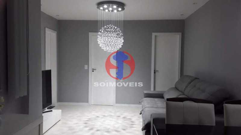 Sala - Apartamento 2 quartos à venda São Francisco Xavier, Rio de Janeiro - R$ 230.000 - TJAP21480 - 1