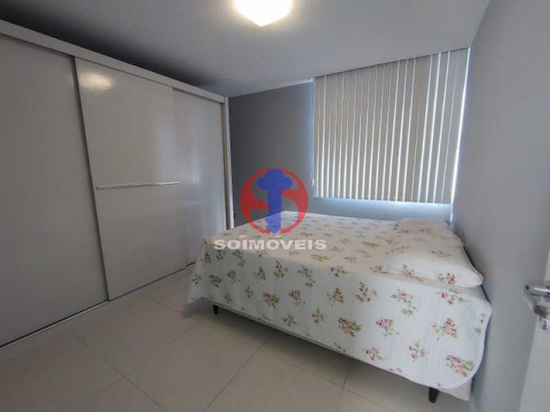 quarto 1 - Apartamento 2 quartos à venda São Francisco Xavier, Rio de Janeiro - R$ 230.000 - TJAP21480 - 5