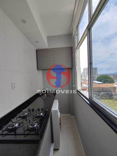 cozinha - Apartamento 2 quartos à venda São Francisco Xavier, Rio de Janeiro - R$ 230.000 - TJAP21480 - 8
