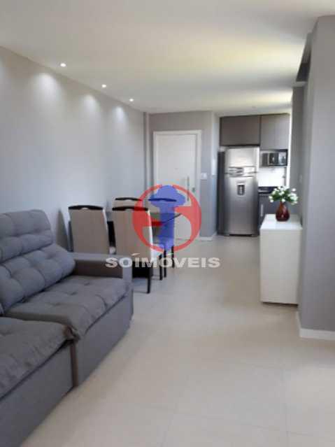 Sala - Apartamento 2 quartos à venda São Francisco Xavier, Rio de Janeiro - R$ 230.000 - TJAP21480 - 3