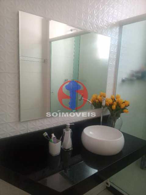 banheiro - Apartamento 2 quartos à venda São Francisco Xavier, Rio de Janeiro - R$ 230.000 - TJAP21480 - 10