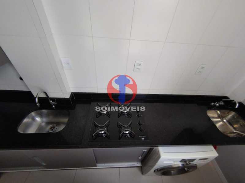 cozinha - Apartamento 2 quartos à venda São Francisco Xavier, Rio de Janeiro - R$ 230.000 - TJAP21480 - 14