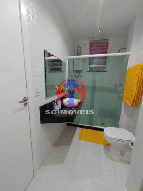 banheiro - Apartamento 2 quartos à venda São Francisco Xavier, Rio de Janeiro - R$ 230.000 - TJAP21480 - 9