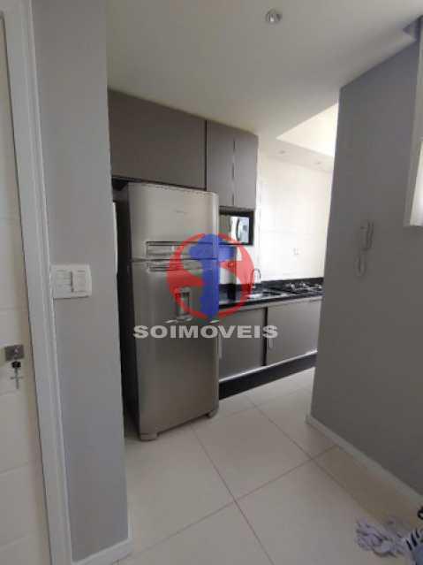 cozinha - Apartamento 2 quartos à venda São Francisco Xavier, Rio de Janeiro - R$ 230.000 - TJAP21480 - 11