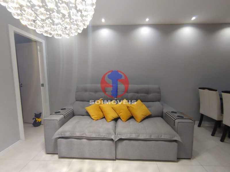 sala - Apartamento 2 quartos à venda São Francisco Xavier, Rio de Janeiro - R$ 230.000 - TJAP21480 - 4
