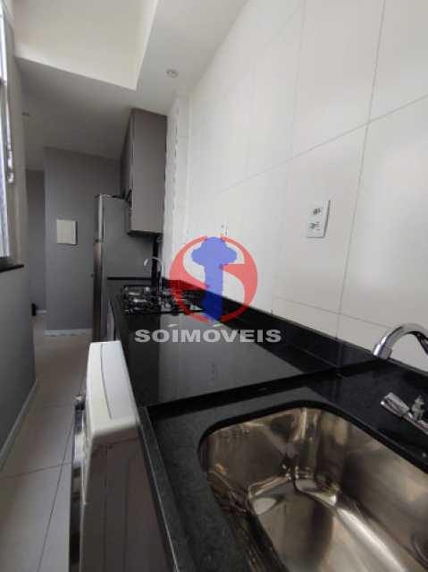 cozinha - Apartamento 2 quartos à venda São Francisco Xavier, Rio de Janeiro - R$ 230.000 - TJAP21480 - 12