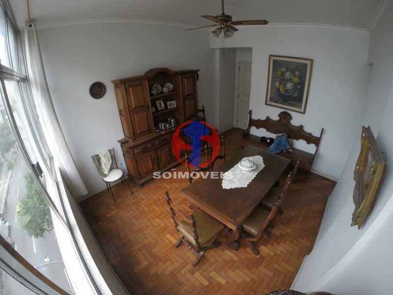 1 - Apartamento 2 quartos à venda Copacabana, Rio de Janeiro - R$ 690.000 - TJAP21484 - 1