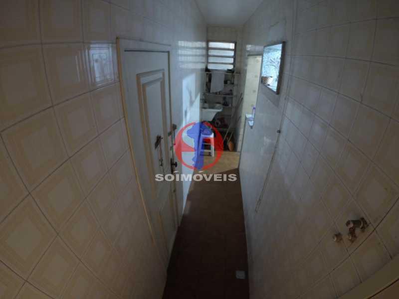 4 - Apartamento 2 quartos à venda Copacabana, Rio de Janeiro - R$ 690.000 - TJAP21484 - 5