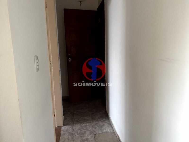 CORREDOR - Apartamento 2 quartos à venda Cachambi, Rio de Janeiro - R$ 209.000 - TJAP21489 - 7