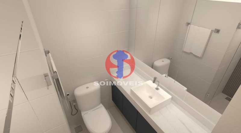 fotos-13 - Apartamento 2 quartos à venda Botafogo, Rio de Janeiro - R$ 598.000 - TJAP21491 - 11