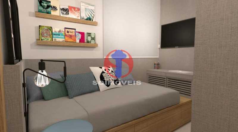 fotos-18 - Apartamento 2 quartos à venda Botafogo, Rio de Janeiro - R$ 598.000 - TJAP21491 - 16