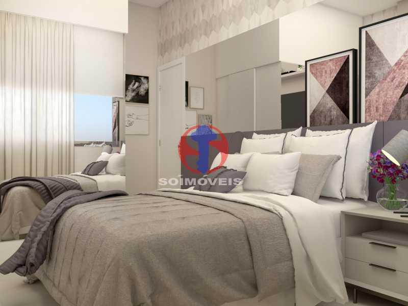 8ff4b1b55c06b004-QUARTO 02 - Apartamento 2 quartos à venda Copacabana, Rio de Janeiro - R$ 849.000 - TJAP21492 - 8