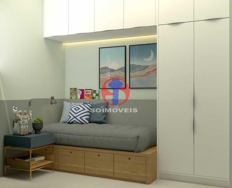 dc75e702aa4afab5-QUARTO DE SER - Apartamento 2 quartos à venda Copacabana, Rio de Janeiro - R$ 849.000 - TJAP21492 - 11