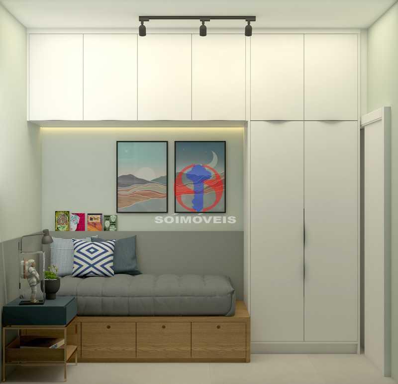 fb26cacd3e41e543-QUARTO DE SER - Apartamento 2 quartos à venda Copacabana, Rio de Janeiro - R$ 849.000 - TJAP21492 - 12