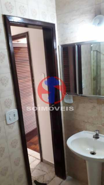 banehiro - Apartamento 1 quarto à venda Vila Isabel, Rio de Janeiro - R$ 230.000 - TJAP10327 - 10