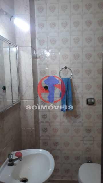 banheiro - Apartamento 1 quarto à venda Vila Isabel, Rio de Janeiro - R$ 230.000 - TJAP10327 - 12