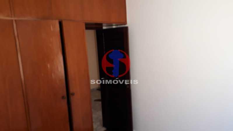 quarto - Apartamento 1 quarto à venda Vila Isabel, Rio de Janeiro - R$ 230.000 - TJAP10327 - 9
