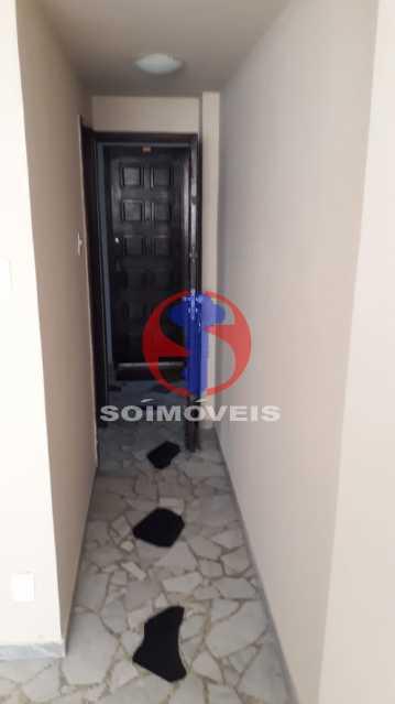 circulação - Apartamento 1 quarto à venda Vila Isabel, Rio de Janeiro - R$ 230.000 - TJAP10327 - 14
