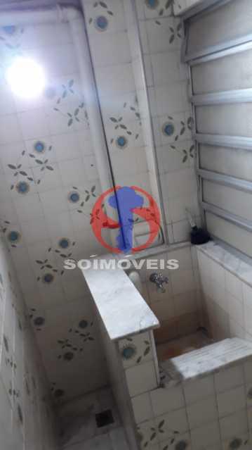área - Apartamento 1 quarto à venda Vila Isabel, Rio de Janeiro - R$ 230.000 - TJAP10327 - 13
