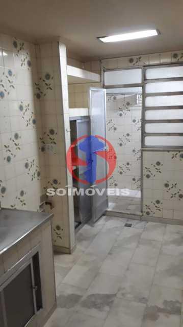 cozinha - Apartamento 1 quarto à venda Vila Isabel, Rio de Janeiro - R$ 230.000 - TJAP10327 - 6