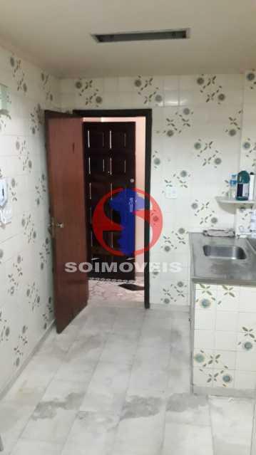 cozinha - Apartamento 1 quarto à venda Vila Isabel, Rio de Janeiro - R$ 230.000 - TJAP10327 - 7