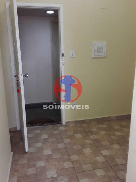 ENTRADA - Kitnet/Conjugado 27m² à venda Centro, Rio de Janeiro - R$ 160.000 - TJKI00063 - 3