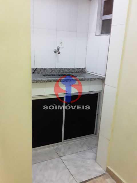COZINHA - Kitnet/Conjugado 27m² à venda Centro, Rio de Janeiro - R$ 160.000 - TJKI00063 - 5