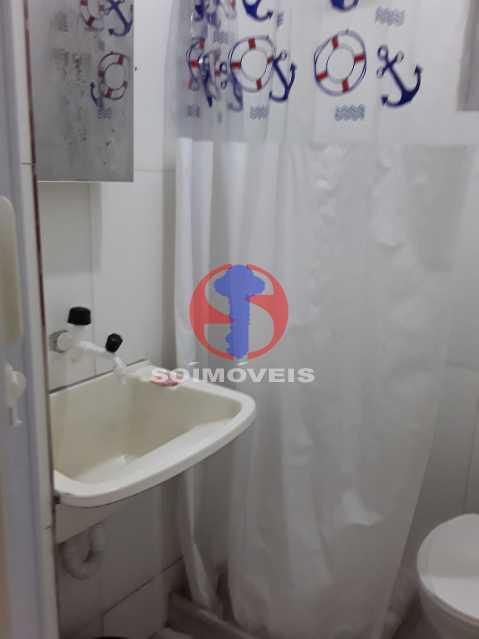 BANHEIRO - Kitnet/Conjugado 27m² à venda Centro, Rio de Janeiro - R$ 160.000 - TJKI00063 - 6
